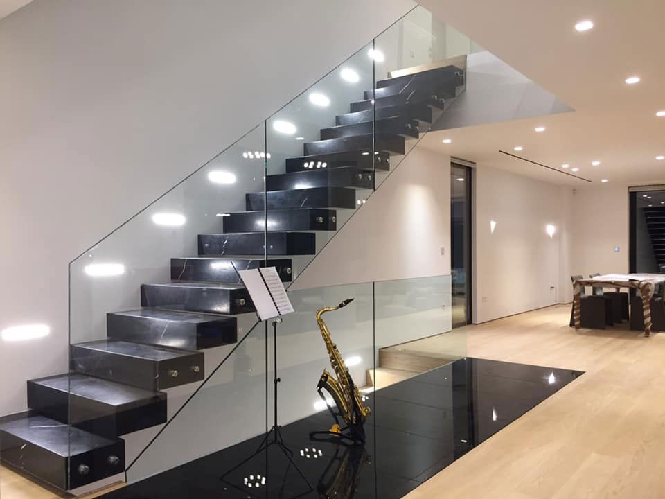 Private Residence (Stairs) 1