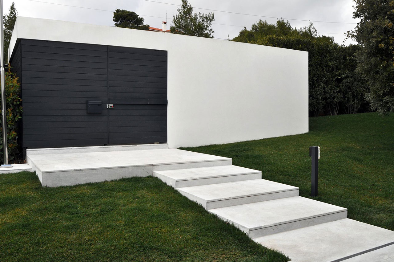 Private Residence portfolio 2 - deligiannis marbles & stones