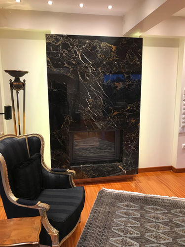 Private Residence (fireplace)